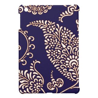 Damask vintage paisley girly floral chic pattern case for the iPad mini