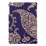 Damask vintage paisley girly floral chic pattern iPad mini cases