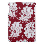 Damask vintage paisley wallpaper floral pattern iPad mini covers