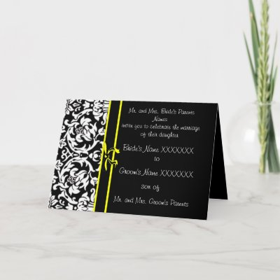 http://rlv.zcache.com/damask_wedding_invitation_yellow_bow_card-p137387156134779239q6ay_400.jpg