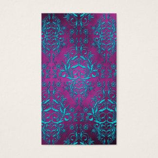 Damask Wildflowers, ELECTRA Business Card