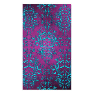 Damask Wildflowers, ELECTRA Business Cards