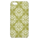 damask with changeable background color iPhone 5C covers