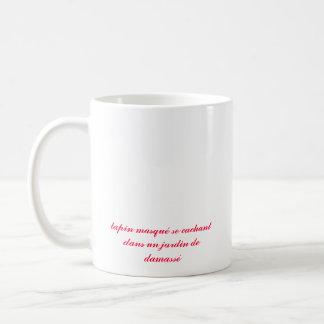 DamaskedBunny, Classic White Coffee Mug
