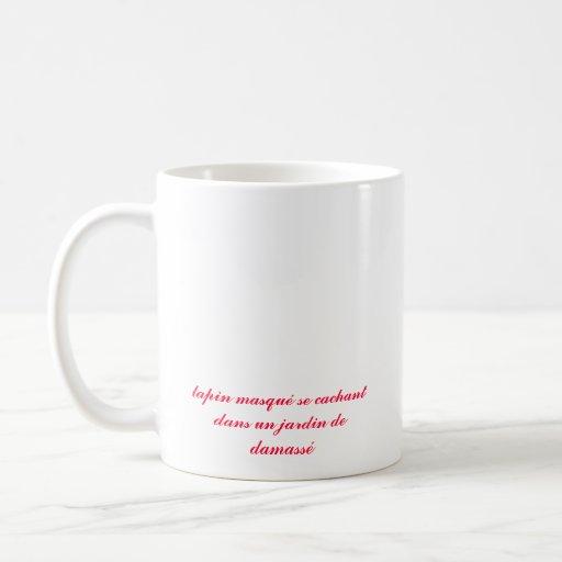 DamaskedBunny, Mugs