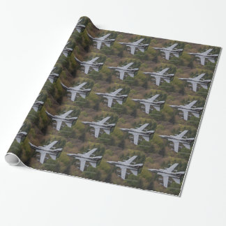 Dambusters Tornado Wrapping Paper