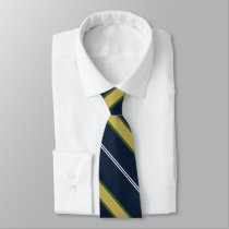 Dame Erin of Eire II University Stripe Tie