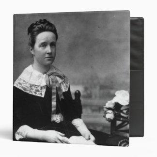 Dame Millicent Fawcett, c.1880 Vinyl Binders