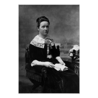Dame Millicent Fawcett, c.1880 Poster