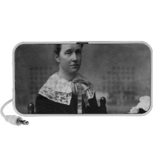 Dame Millicent Fawcett, c.1880 Portable Speakers
