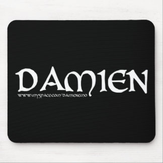 Damien Mouse Pad