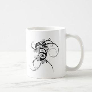 DamienSpencer.com Classic White Coffee Mug