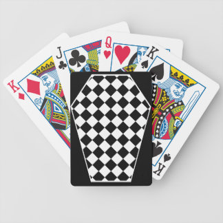 Damier Ivory (Black) Playing Cards