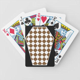 Damier Ivory (Brown) Playing Cards