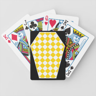 Damier Ivory (Gold) Playing Cards
