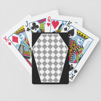 Damier Ivory (Grey) Playing Cards