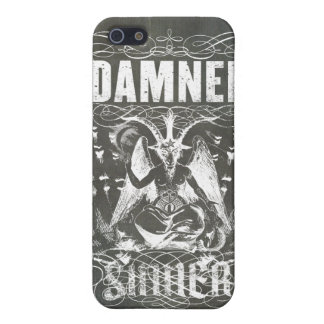 Damned Speck Case iPhone 5 Covers