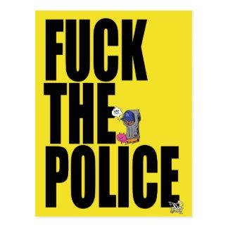 """DamnPigs"" Postcard"
