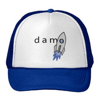 Damo Hat Blue