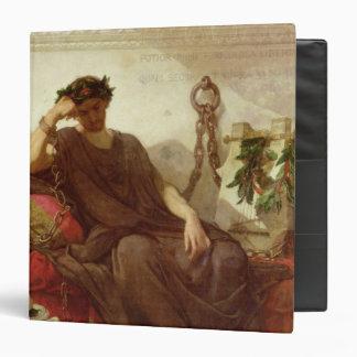 Damocles, 1866 3 ring binder