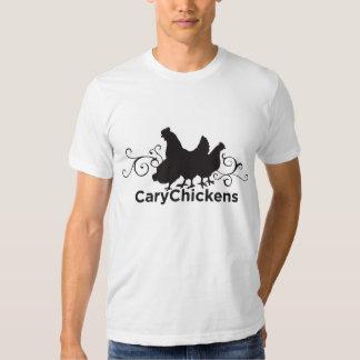 Damos un cloqueo sobre Cary Camisas