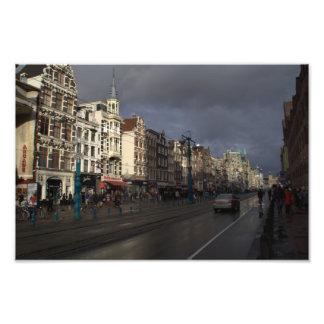 Damrak, Amsterdam Arte Con Fotos