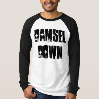 Damsel Down T-Shirt