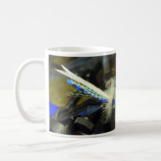 Damsel Fishing Fly Coffee Mug