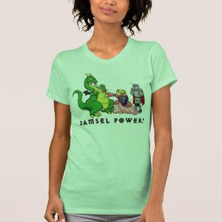 Damsel Power T-shirt