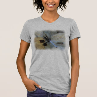 damselffly_bi_P7070192_Painting T-Shirt