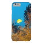 Damselfish de oro (Amblyglyphidodon aurífero), Funda De iPhone 6 Barely There