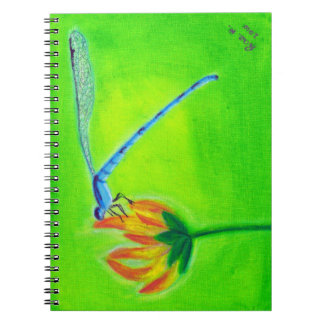 Damselfly Note Book
