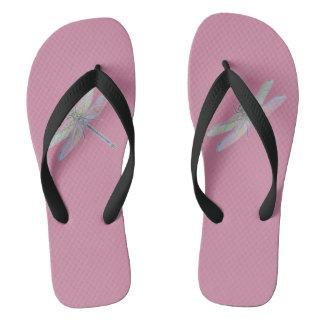 DAMSELFLY Flip-Flops (Pink) Flip Flops