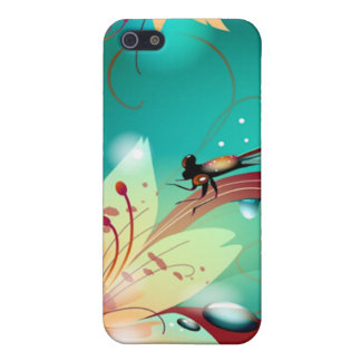 Damselfly iPhone SE/5/5s Cover