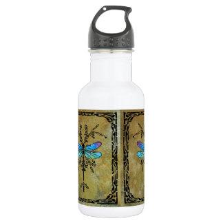 Damselfly Nouveau Water Bottle