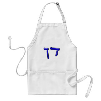 Dan - 3d Effect Adult Apron