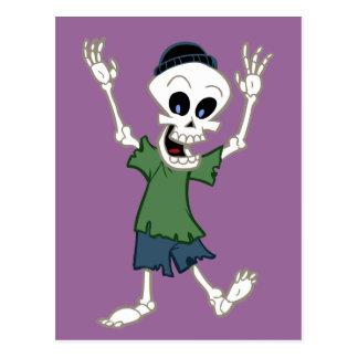 Dan Bones Postcard