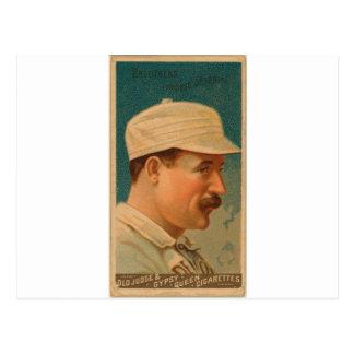 Dan Brouthers, carcayúes de Detroit Postal