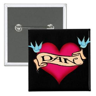 Dan - camisetas y regalos de encargo del tatuaje d pin
