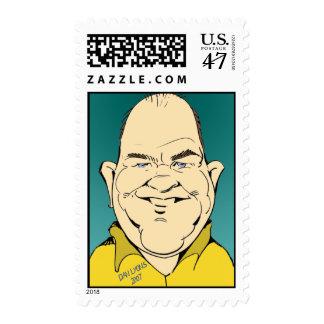 dan characiature for 2007 stamp 2