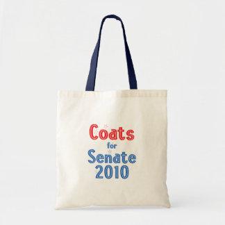 Dan Coats for Senate 2010 Star Design Budget Tote Bag