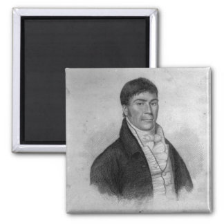 Dan Donnelly, engraved by Percy Roberts Magnet