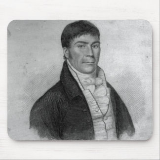 Dan Donnelly, engraved by Percy Roberts Mouse Pad
