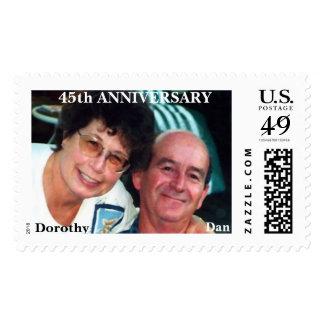 Dan & Dorothy Canet Postage