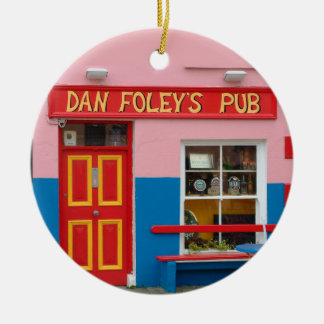 Dan Foley's Pub, Ireland Irish Ornament