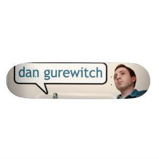 dan gurewitch skateboard