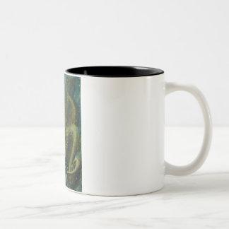 Dan Henk Cthulhu Two-Tone Coffee Mug