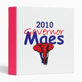 Dan MAES 2010 Avery Binder