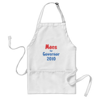 Dan Maes for Governor 2010 Star Design Adult Apron