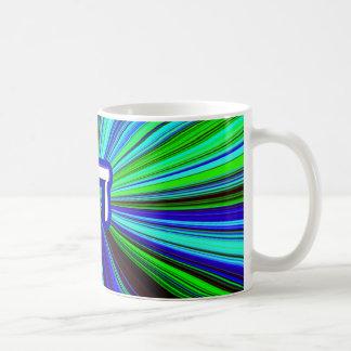 Dan Classic White Coffee Mug